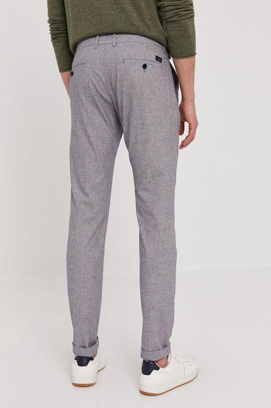 Strellson - Spodnie 63 % Bawełna, 4 % Elastan, 33 % Len