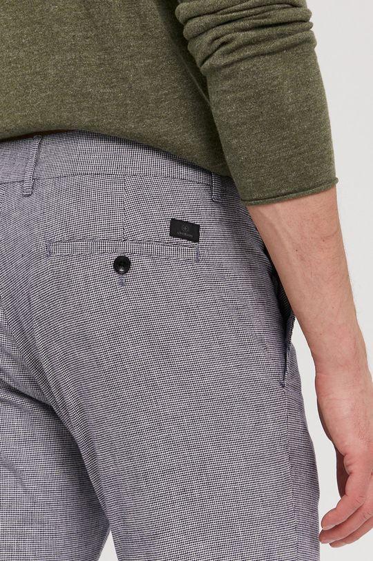 niebieski Strellson - Spodnie