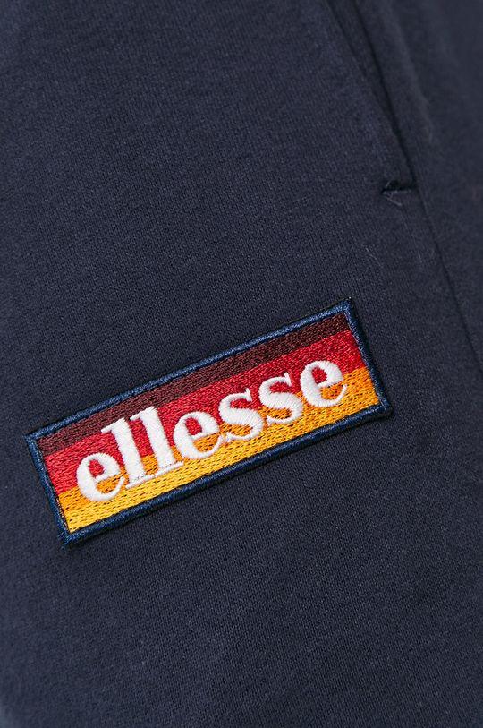 granatowy Ellesse - Spodnie