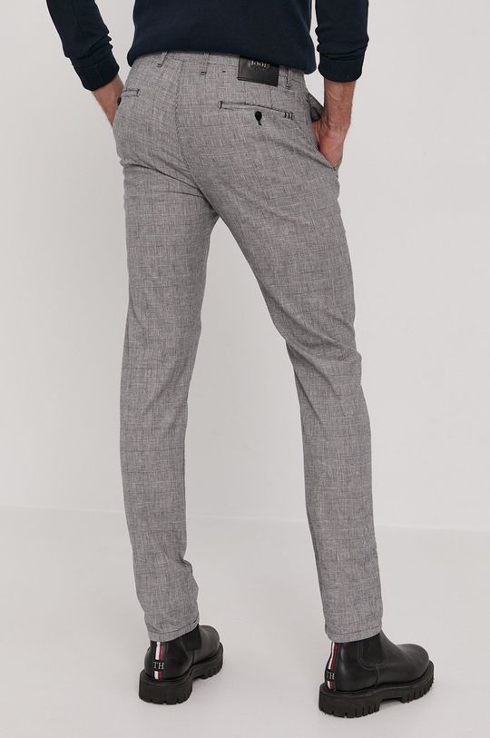 Joop! - Spodnie 75 % Bawełna, 2 % Elastan, 23 % Len