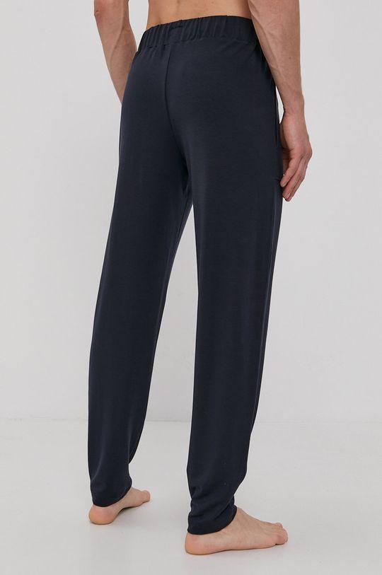 Marc O'Polo - Pyžamové nohavice tmavomodrá