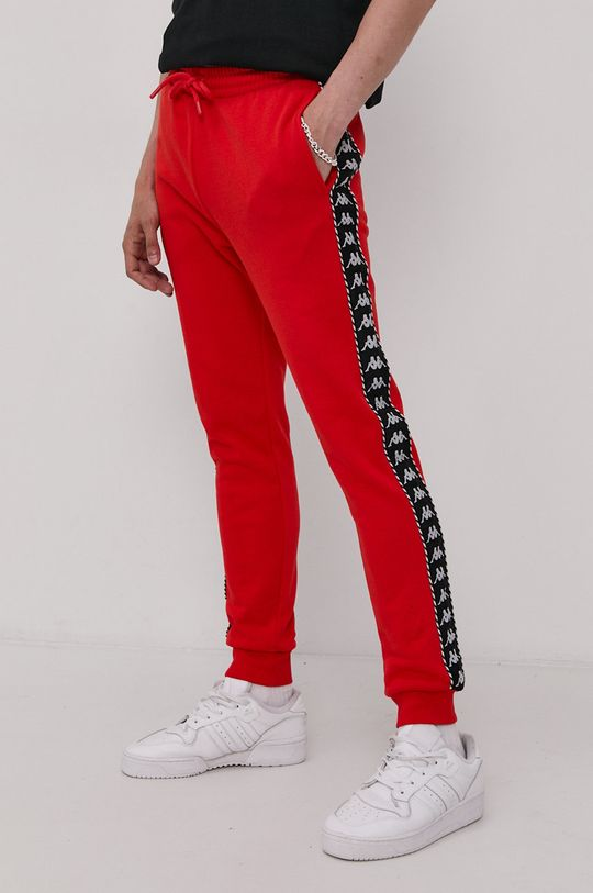 czerwony Kappa - Spodnie Męski