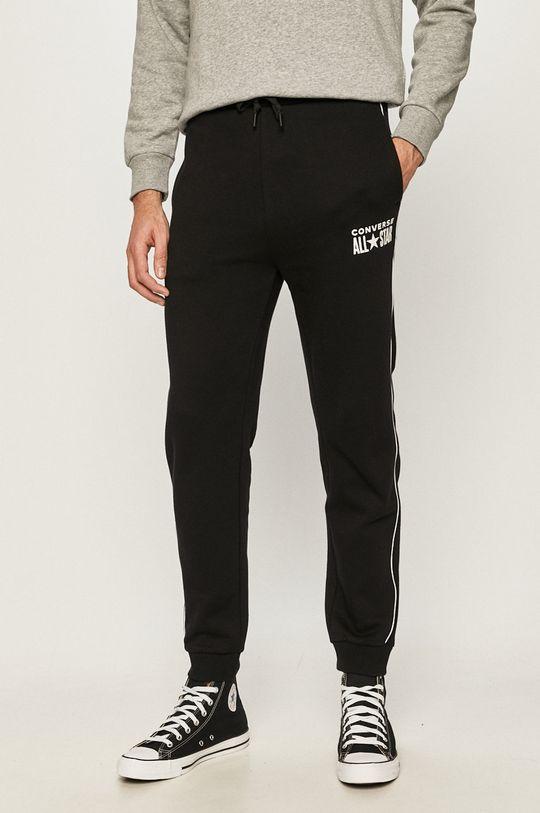 černá Converse - Kalhoty Pánský
