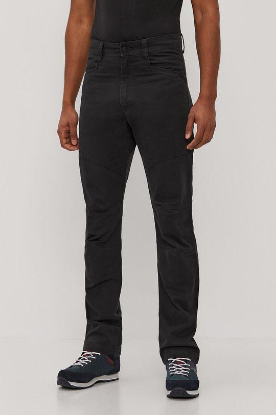černá Wrangler - Kalhoty ATG Pánský