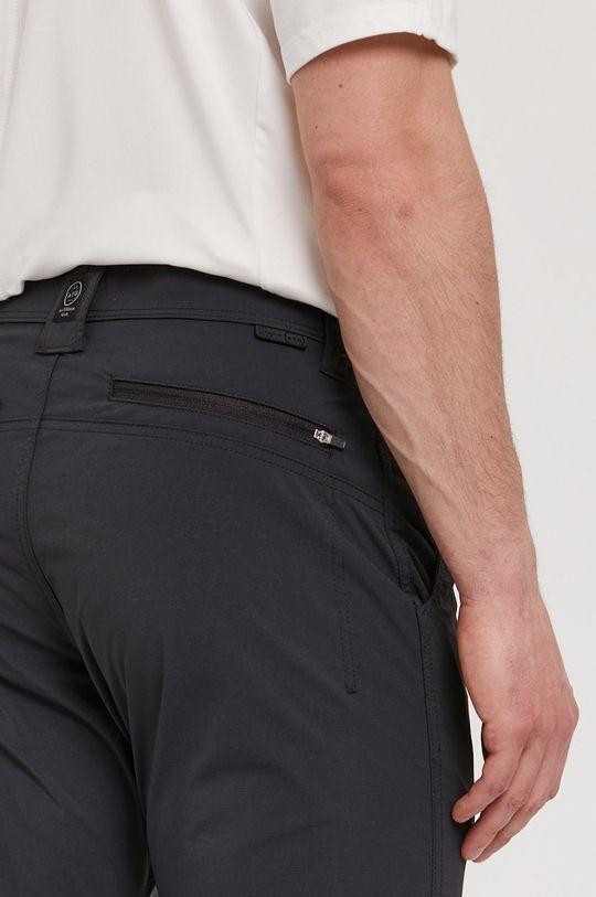 czarny Wrangler - Spodnie ATG