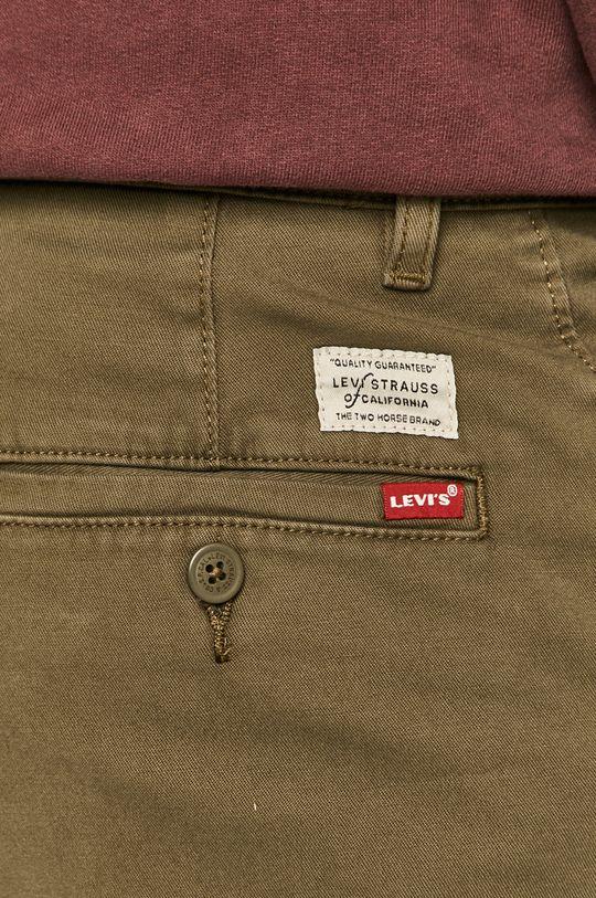 olivová Levi's - Kalhoty