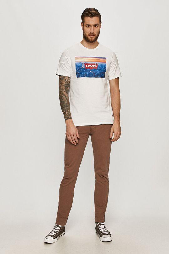 Levi's - Spodnie brązowy