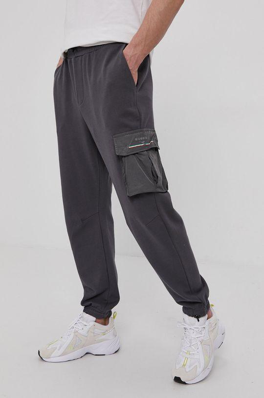 szary Diadora - Spodnie Męski