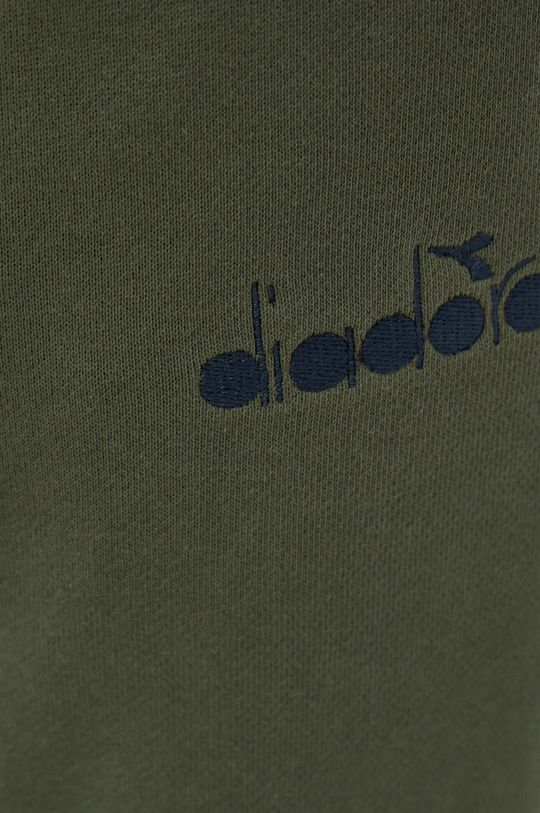 brązowa zieleń Diadora - Spodnie
