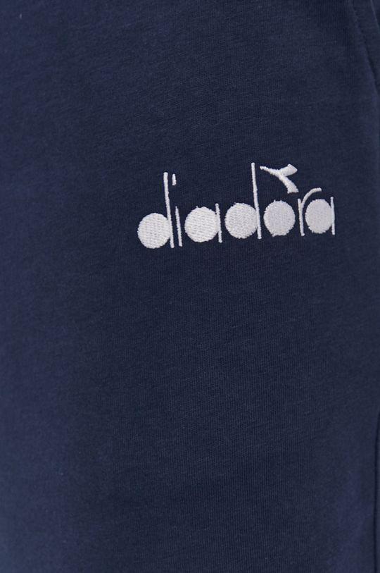 námořnická modř Diadora - Kalhoty