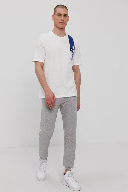 Diadora - Spodnie jasny szary