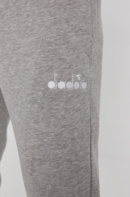 jasny szary Diadora - Spodnie