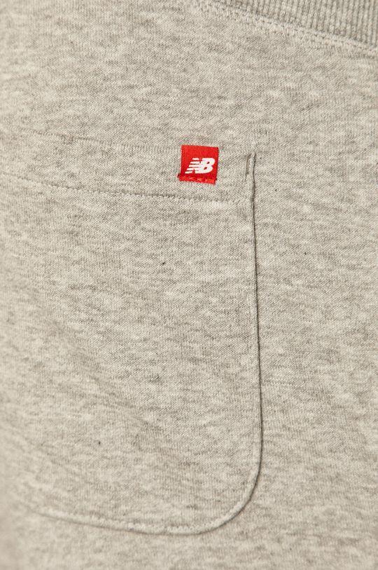 šedá New Balance - Kalhoty