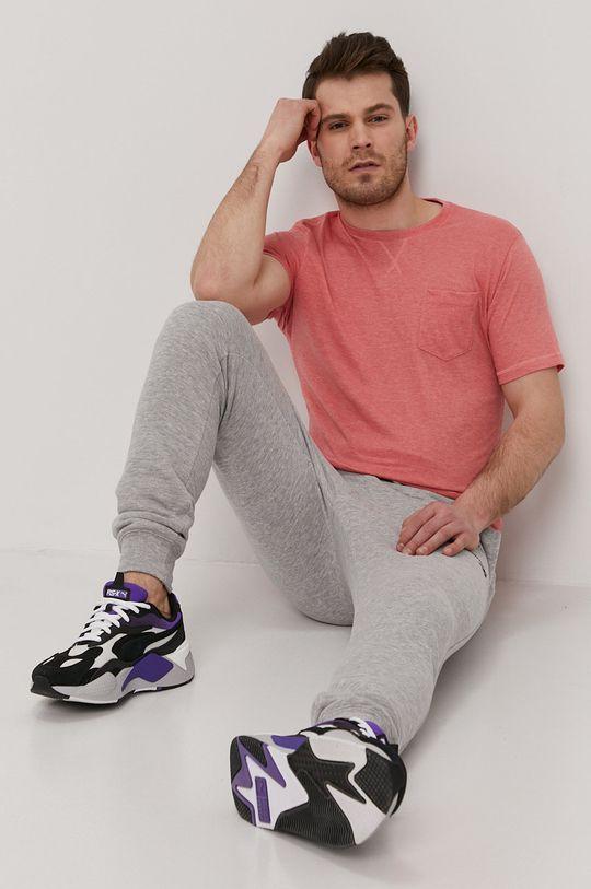 New Balance - Spodnie szary