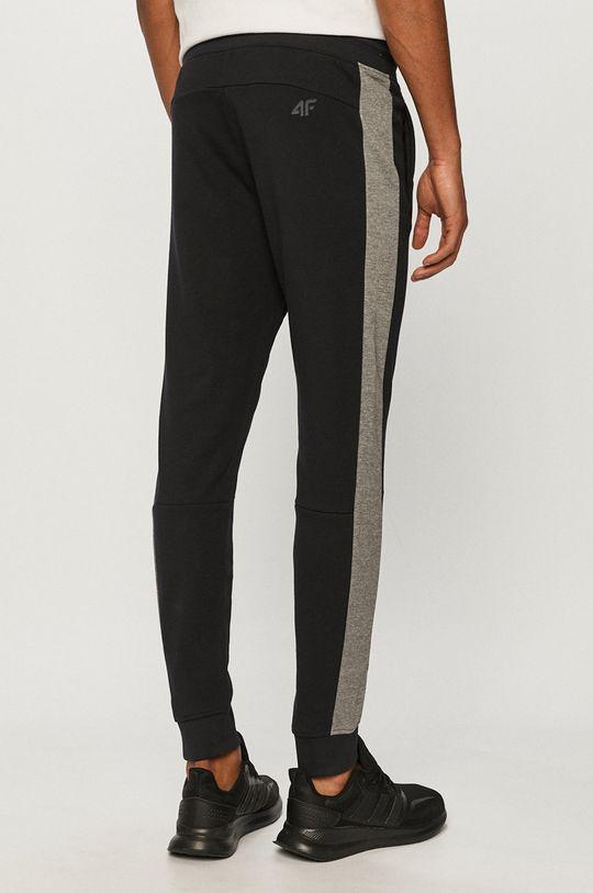 4F - Pantaloni  Material 1: 62% Bumbac, 22% Poliester , 16% Viscoza Material 2: 59% Bumbac, 5% Elastan, 20% Poliester , 16% Viscoza