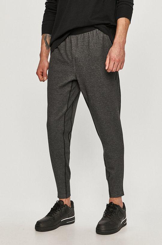 szary Nike - Spodnie Męski