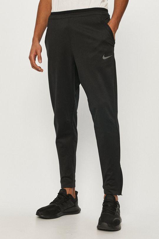 černá Nike - Kalhoty Pánský