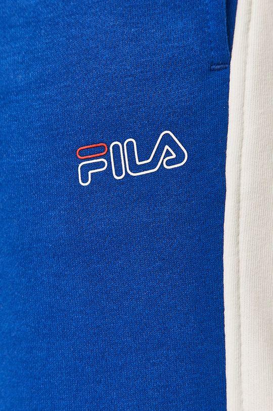 niebieski Fila - Spodnie