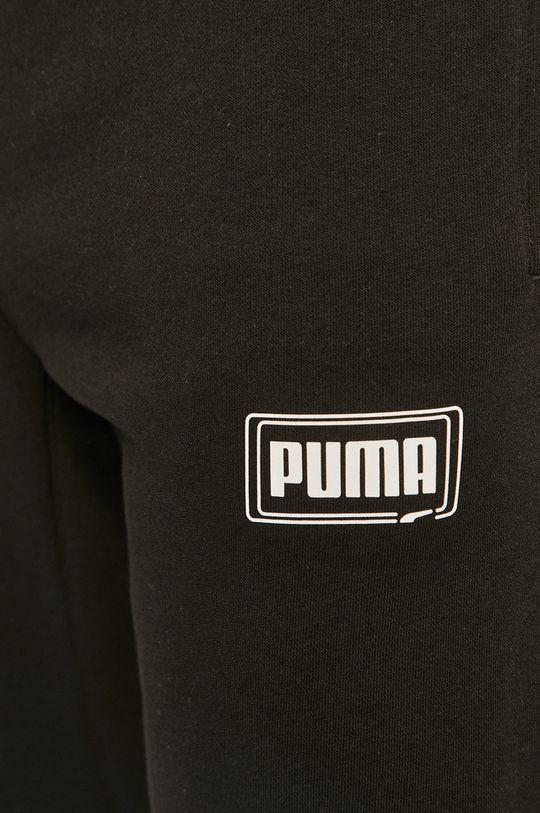 černá Puma - Kalhoty