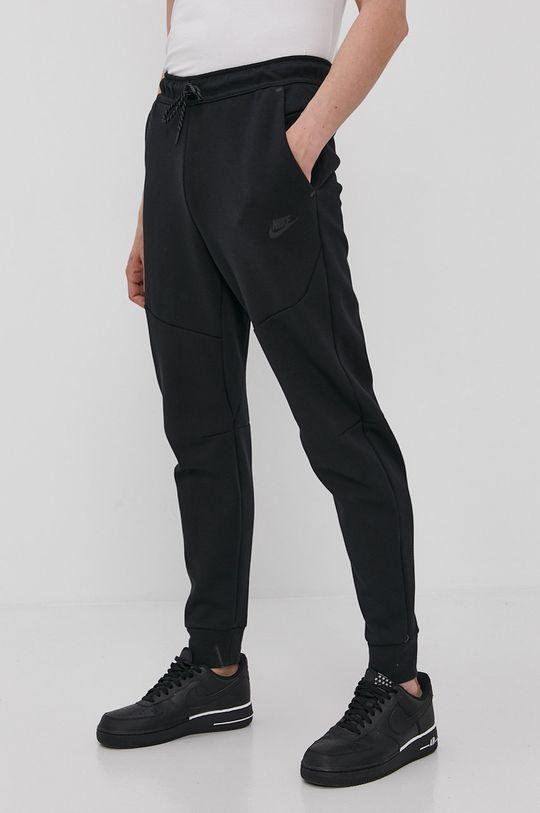 čierna Nike Sportswear - Nohavice Pánsky