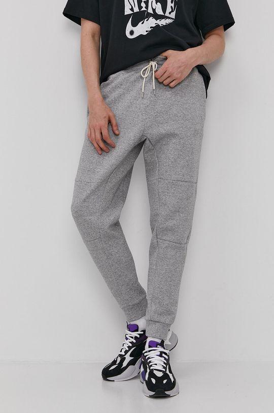 svetlosivá Nike Sportswear - Nohavice Pánsky