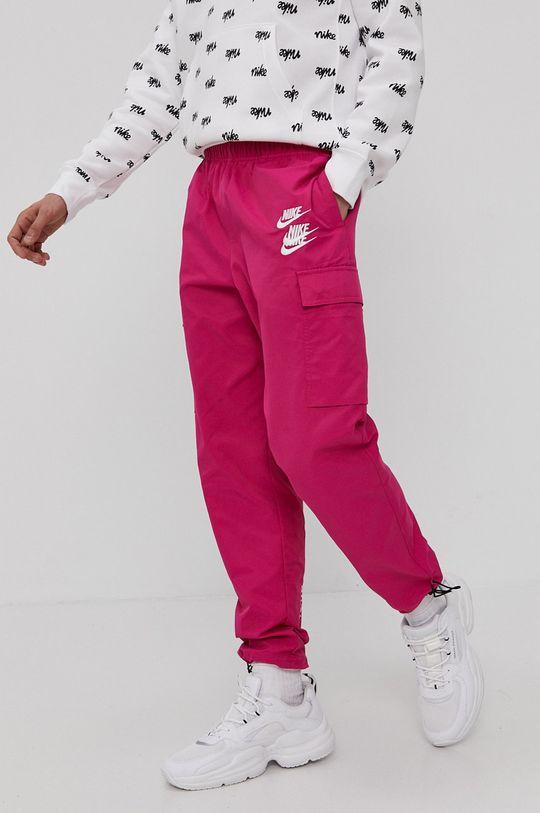 Nike Sportswear - Spodnie 62 % Bawełna, 38 % Nylon