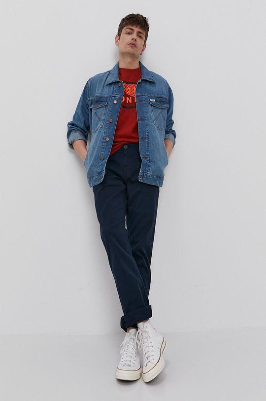 Tom Tailor - Spodnie granatowy