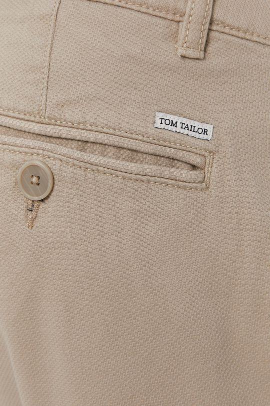 béžová Tom Tailor - Nohavice