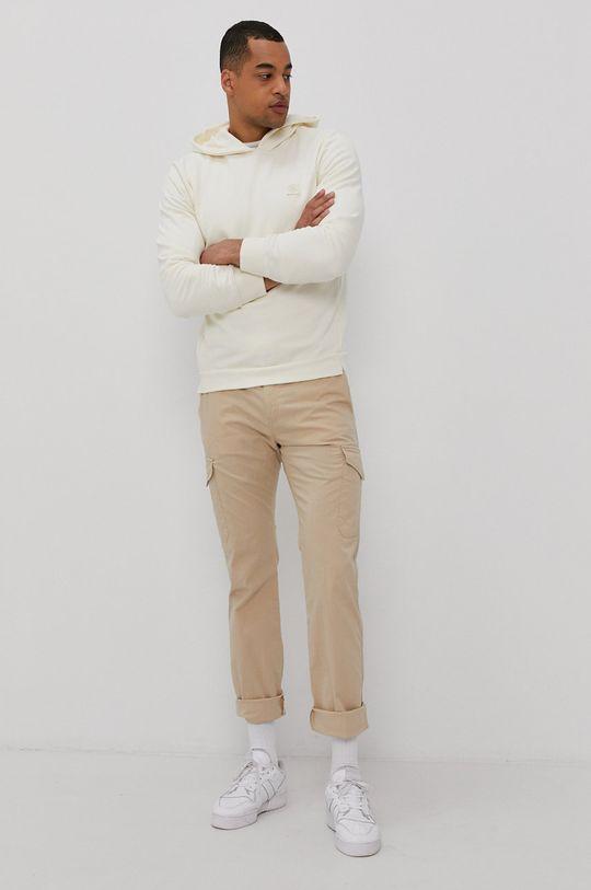 Tom Tailor - Spodnie beżowy