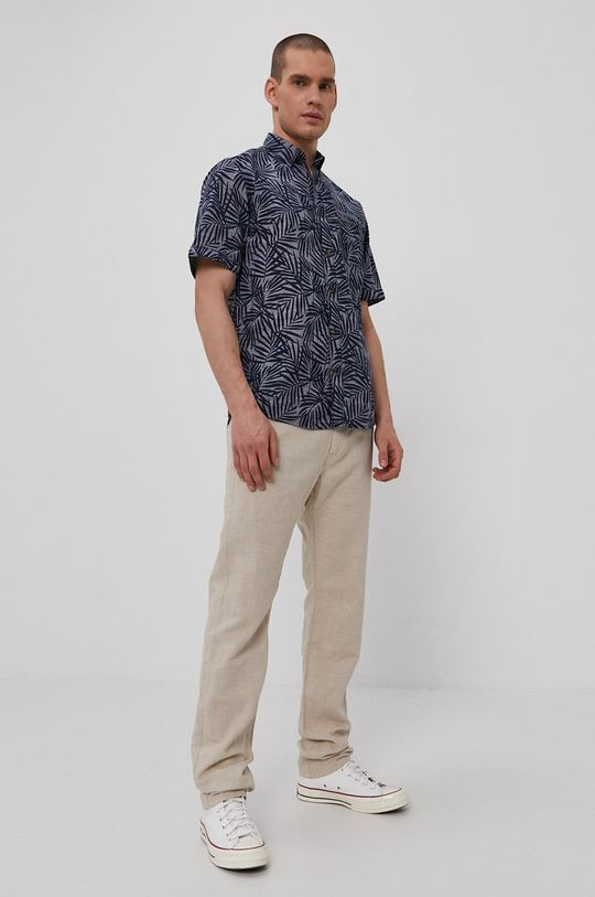 pszeniczny Tom Tailor - Spodnie Męski