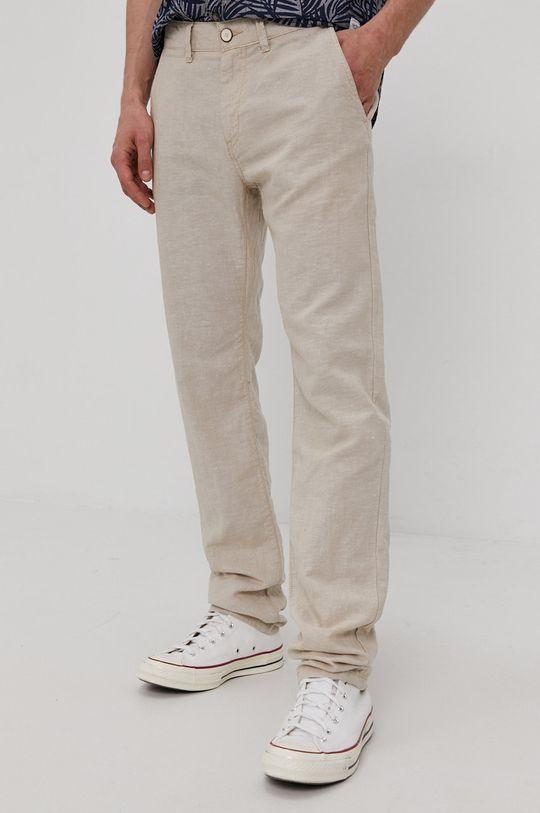 Tom Tailor - Spodnie pszeniczny