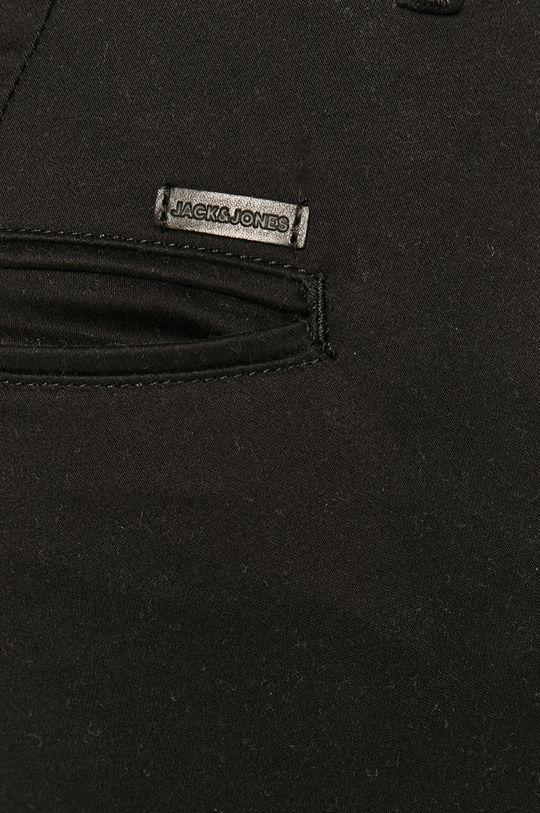 czarny Jack & Jones - Spodnie