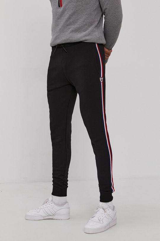 czarny Rossignol - Spodnie Męski
