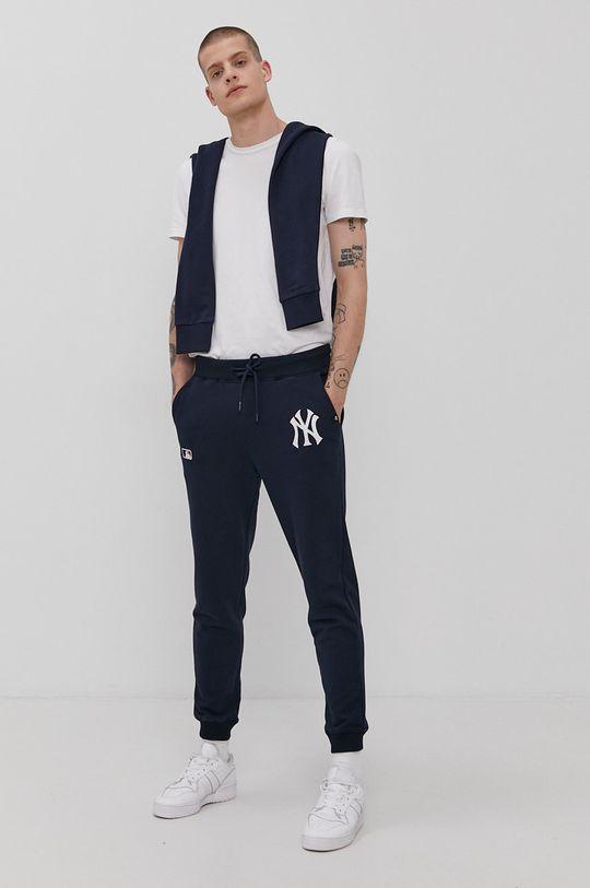 47brand - Kalhoty námořnická modř