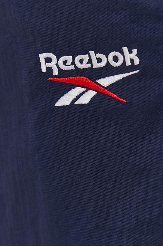 granatowy Reebok - Spodnie