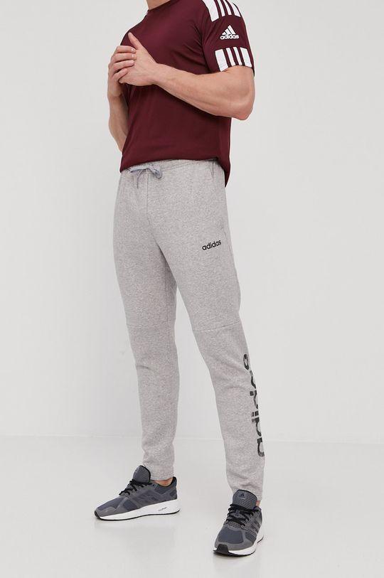 sivá adidas - Nohavice Pánsky