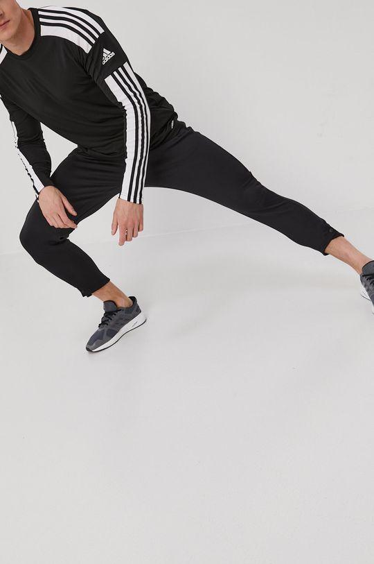 negru adidas Performance - Pantaloni De bărbați