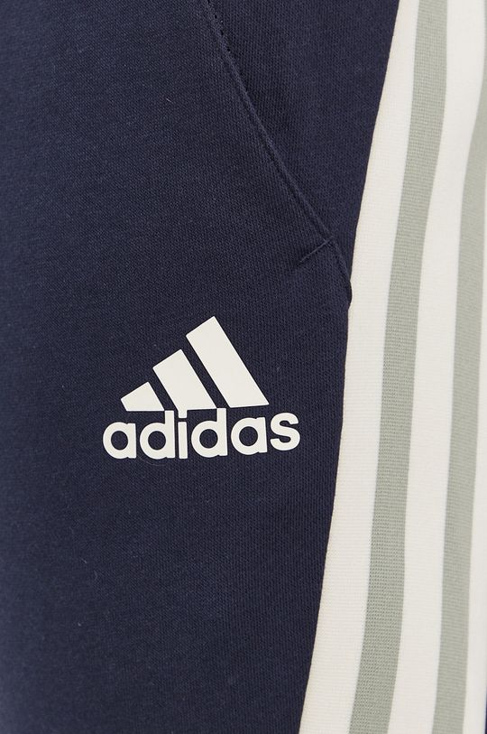 tmavomodrá adidas Performance - Nohavice