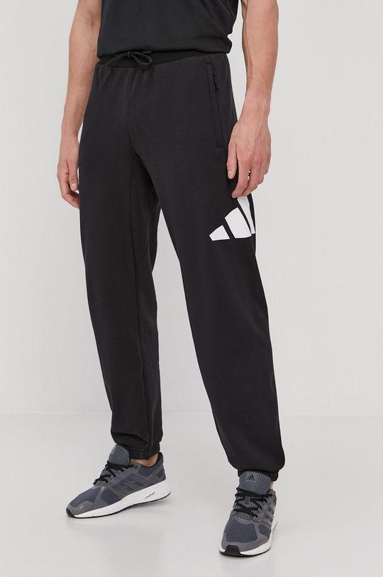 adidas Performance - Pantaloni negru