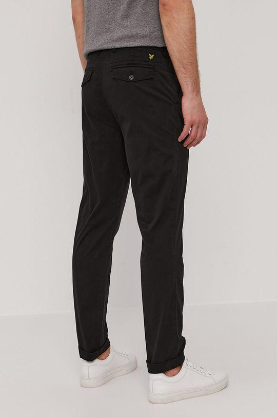 Lyle & Scott - Spodnie 98 % Bawełna, 2 % Elastan