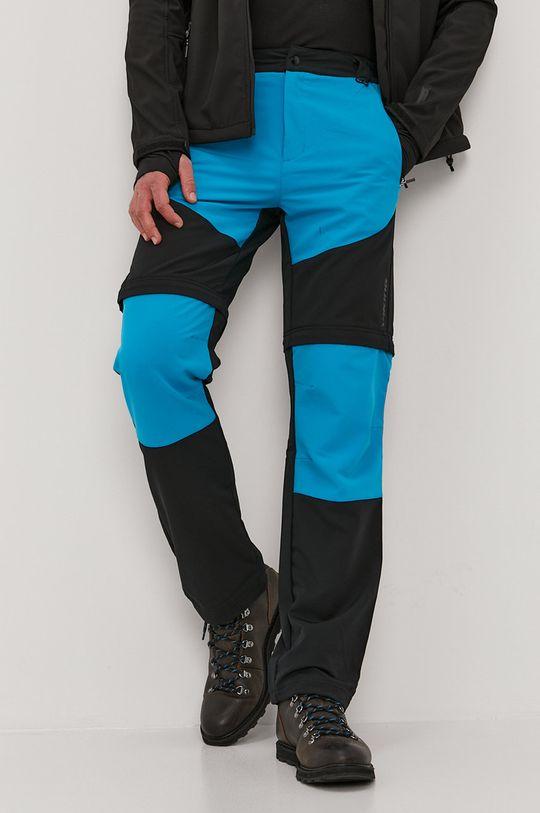 niebieski Viking - Spodnie Męski