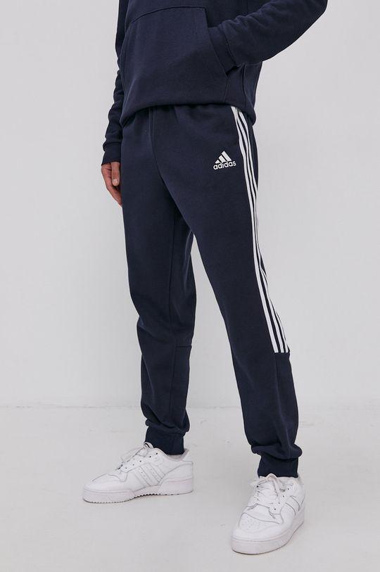 námořnická modř adidas - Kalhoty