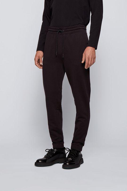 negru Boss - Pantaloni BOSS CASUAL De bărbați