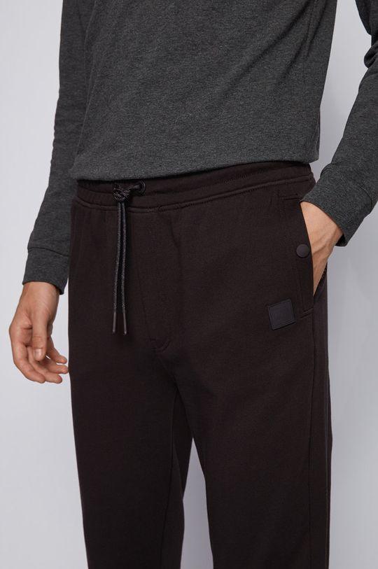 negru Boss - Pantaloni BOSS CASUAL