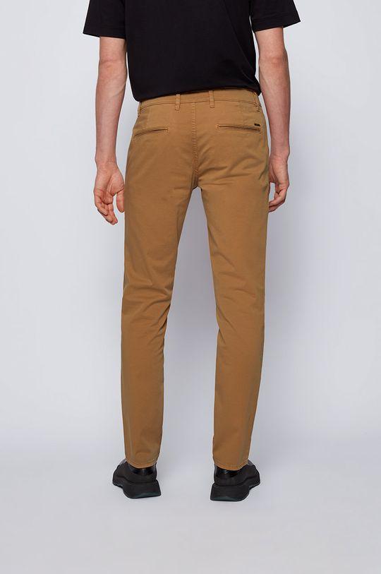 Boss - Pantaloni Boss Casual  97% Bumbac, 3% Elastan