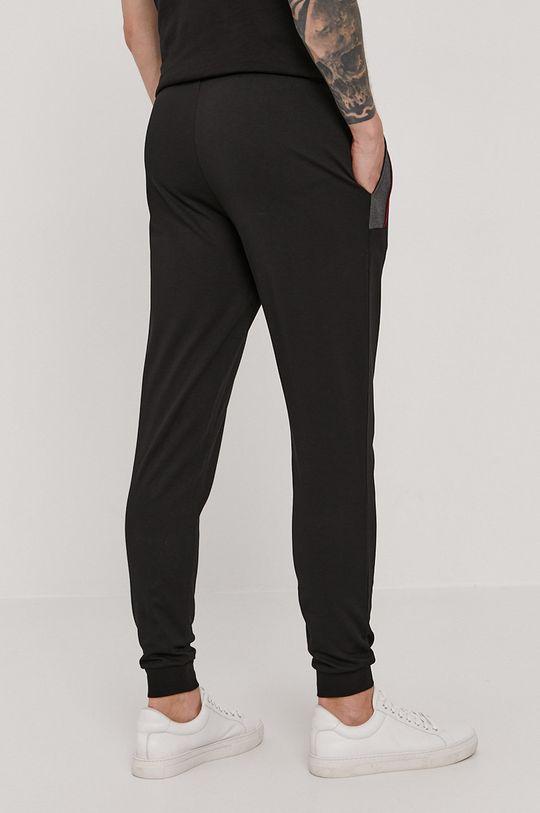 Boss - Spodnie 70 % Bawełna, 30 % Poliester