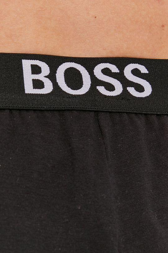 čierna Boss - Pyžamové nohavice
