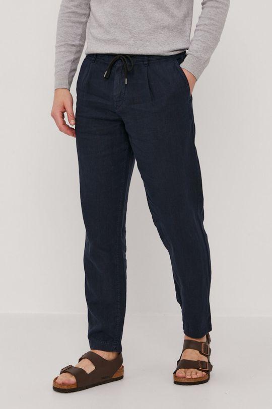 bleumarin Boss - Pantaloni Boss Casual De bărbați