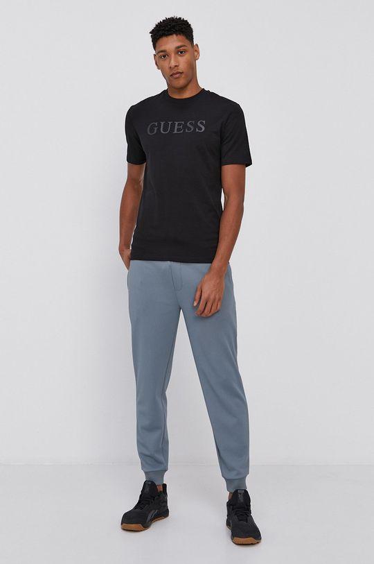 Guess - Kalhoty světle modrá