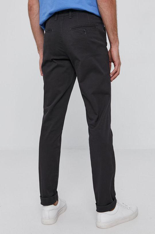 Selected - Spodnie 3 % Elastan, 6 % Poliester, 91 % Bawełna organiczna